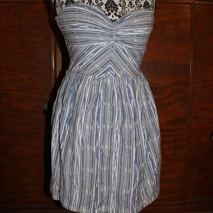 Strapless Drug Rug ROXY dress